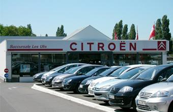 Citroën les Ulis 91 - présentation 2