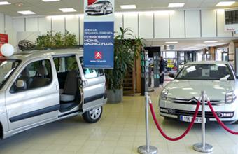 Citroën les Ulis 91 - présentation 3