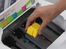 Photocopieur imprimante couleur 91. Matériel bureautique et informatique. - image 9