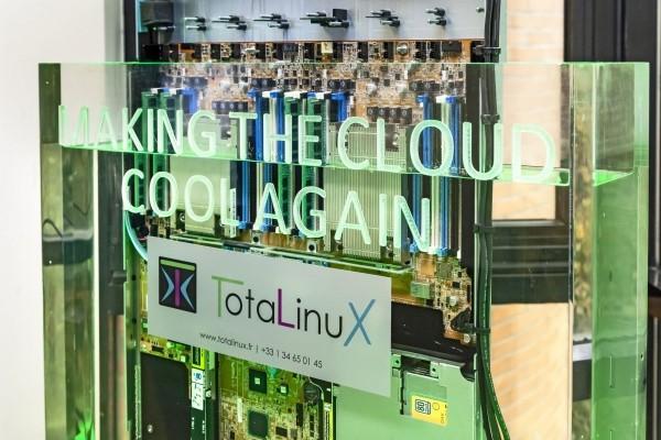 Immersion IT data center. Intégrateur informatique spécialisé dans le domaine du calcul scientifique - présentation 3