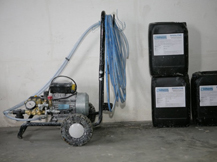 Laboratoire aqualithe laboratoire aqu - Traitement humidite mur ...