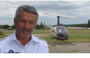 Transport hélicoptère paris.Ecole de pilotage, baptême, initiation. - présentation 1