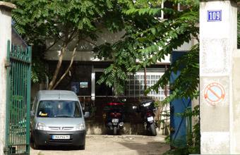 AMM/Atalante Coursiers Ile de France. Nos Bureaux - Livraisons express