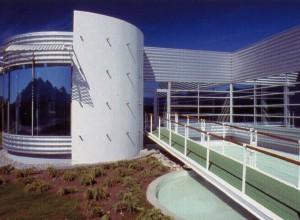 Architecture industrielle HQE. Laurent Negretti architecte DPLG industrie/activité. - présentation 3