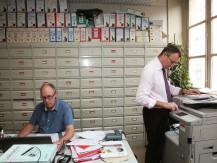 François Brunet privilégie la relation directe avec ses clients qu'il accompagne dans la gestion de leur entreprise - image 3