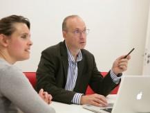 Les trois axes d'expertise de l'équipe In Octavo, sont, conseil, stratégie et développement  - image 6