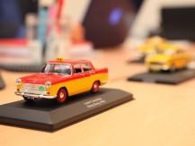 Vous composez le 3443 1 €/ appel + prix de l'appel, Prononcez votre adresse de prise en charge, nous cherchons le taxi disponible le plus proche et vous mettons en relation - image 3