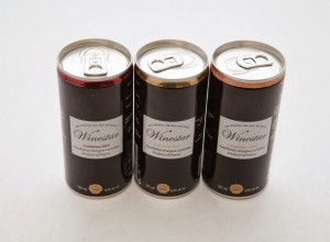 Vin en canette.Gamme de vins français premium en canettes. - présentation 3