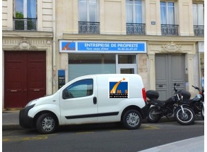 Nettoyage industriel Paris idf.  Entretien de bureaux, immeubles, locaux industriels. - présentation 2