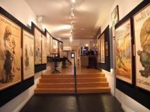 Ce lieu est doté d'une salle de projection d'une capacité de 73 fauteuils; d'un espace de restauration