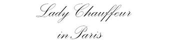 LADY CHAUFFEUR IN PARIS