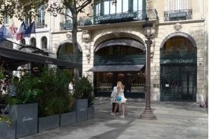 Restaurant gastronomique Champs Elysées. Guy Martin. - présentation 2