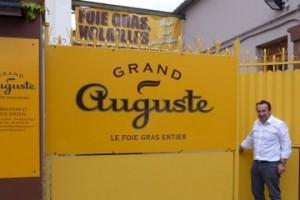 Foie gras artisanal Paris.  Artisan-fabricant de foie gras entier. - présentation 2