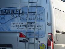 Métallerie serrurerie Paris. <br>Menuiseries métalliques. - image 5