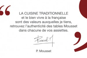 Restaurant cuisine traditionnelle Paris. Une gastronomie accessible. - présentation 2