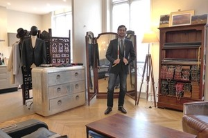 Meilleur tailleur Paris. Manteau, costume ou chemise. - présentation 3