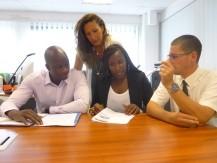 Sélection du personnel selon des critères très rigoureux de moralité, de présentation, culture générale et enfin de formation - image 4