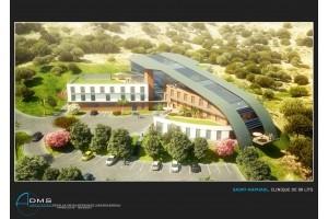 Architecture hospitalière Paris. Spécialiste du secteur médico-social . - présentation 2