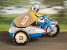 Transport moto taxis Paris. Transport de personnes à deux roues. - image 7