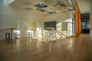 Espace co-meeting Paris Cléry. Espace de travail collaboratif. - présentation 3