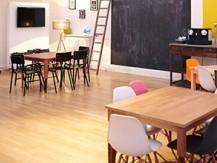 Espace modulable de 150 m2, 2 petites salles en mezzanine de 15 m2 - image 5