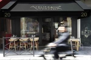 Restaurant gastronomique Paris Madeleine. - présentation 3