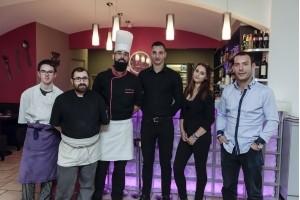 Restaurant brasserie Courtaboeuf. Cuisine française traditionnelle dans deux atmosphères - présentation 3
