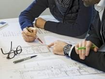 Mathieu Janand, architecte EPFL et Romain Delahousse, architecte DPLG, gèrent une équipe de spécialistes (architectes, ingénieurs, géomètres, etc…) afin de mener à bien vos projets de surélévation - image 5