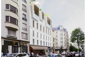 Surélévation immeuble Paris. Architectes - Constructeurs spécialisés dans la conception-réalisation clé en main de surélévations urbaines. - présentation 3