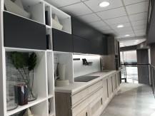Cuisine, salle de bain, dressing, rénovation Paris. La cuisine s'invite dans le monde de l'entreprise. - image 7