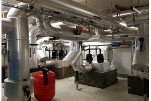 Tuyauterie industrielle, ventilation mécanisée, chauffage, climatisation. - présentation 3