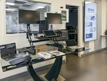 Photocopieur informatique écran dynamique. Vente, location et maintenance. - image 8