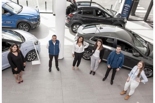Hyundai Courtaboeuf Les Ulis. Concessionnaire automobile, vente de véhicules neufs et d'occasions. - présentation 3