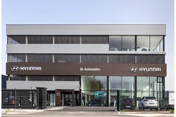 Hyundai Courtaboeuf Les Ulis. Concessionnaire automobile, vente de véhicules neufs et d'occasions. - présentation 2