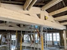 Création et modification de charpentes, traitement préventif et curatif des bois et aussi l'assèchement des murs par injection de résines ou hydrofugation des façades par pulvérisation. - image 3