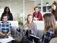 <i>« Engagé dans la transmission des savoirs dans le commerce, vente, marketing, management, ressources humaines et gestion des entreprises, C3A est activateur de compétences depuis 2002 - image 1