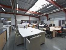 Mobilier de bureau Paris. Aménageurs d'espaces tertiaires des entreprises. - image 9