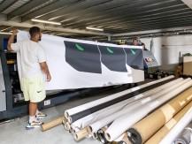 Impression de panneaux rigides sur PVC, plexi etc nous imprimons votre communication visuel dans des délais express - image 5