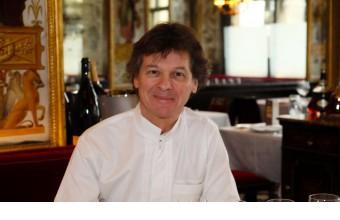Meilleur restaurant gastronomique Paris.<br> Chef cuisinier étoilé Guy Martin - pr&eacute;sentation 1