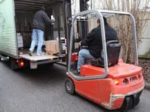 Transport, livraisons, courses urgentes Yvelines 78.  (Région, France et Europe). - image 8