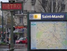 Restaurant Saint-Mandé. <br>Brasserie auvergnate, terrasse couverte. - image 9
