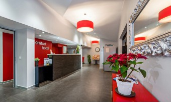 CHOICE HOTELS EUROPE Près de 500 hôtels & résidences. - présentation 1