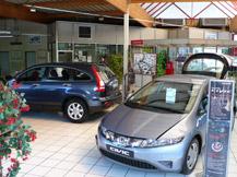 La marque Honda permet aux chefs d'entreprises, d'essayer la nouvelle Civic, le moteur est garanti pour un million de kilomètres - image 5