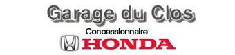 GARAGE DU CLOS HONDA VILLEBON
