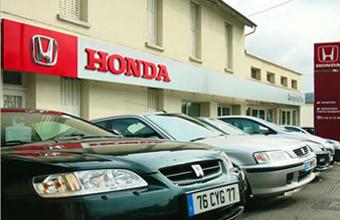 Concessionnaire Honda Villebon 91 GARAGE DU CLOS - présentation 2