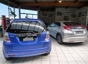 Concessionnaire Honda Villebon 91 GARAGE DU CLOS - présentation 3