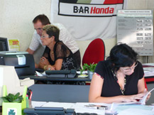 Honda Linas Montlhéry 91 GARAGE DU CLOS - image 8