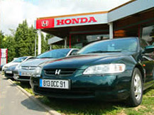 Honda Linas Montlhéry 91 GARAGE DU CLOS - image 9