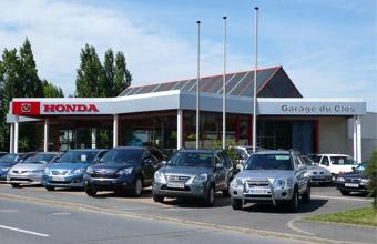 Honda Linas Montlhéry 91 GARAGE DU CLOS - présentation 2