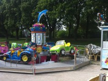 Location de manège carrousel, chevaux de bois, manèges forains authentiques. - image 8